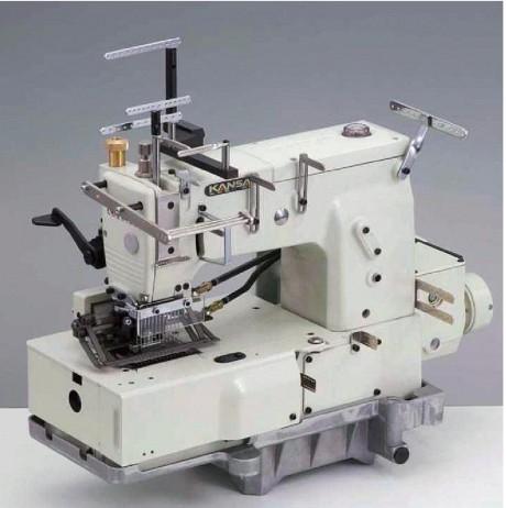 Dekoratyvinio siuvimo mašina Kansai Special DFB1412PSET