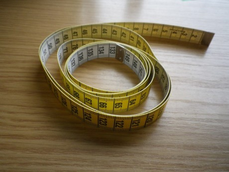 Centimetrinė juostelė S-B70