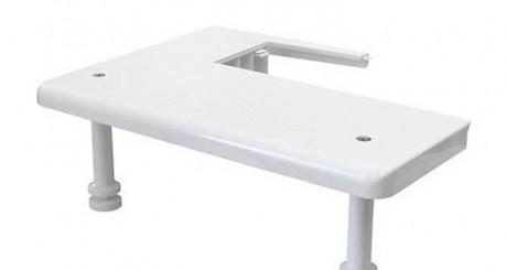 Praplėtimo stalas plokščiasiūlei siuvimo mašinai, 795812008