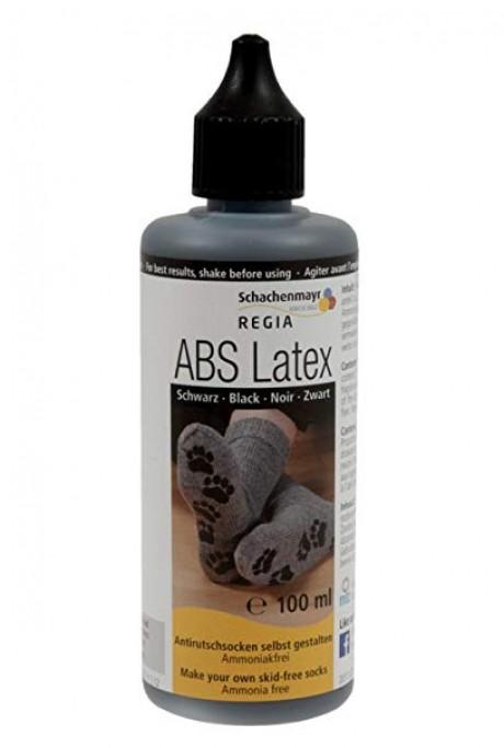 Schachenmayr lateksas (latex) juodas