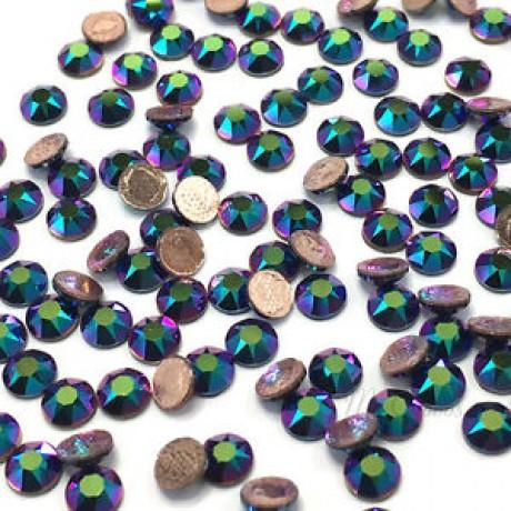 Swarovski kristalai 2078/16, Scarabaeus Green