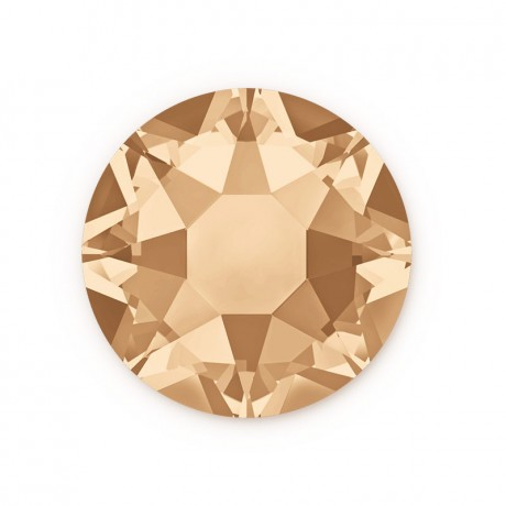 Swarovski kristalai 2078/16 Crystal Golden Shadow