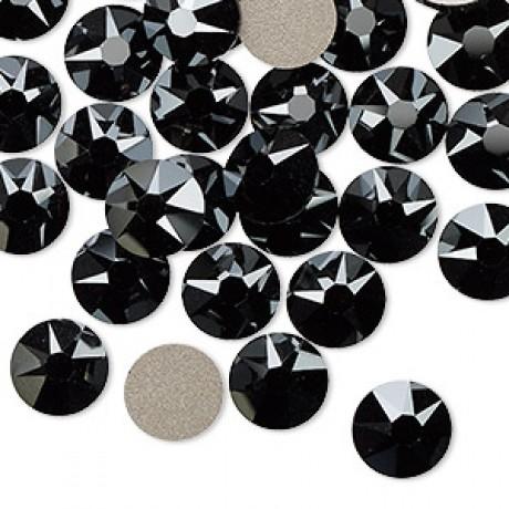Swarovski kristalai 2078/16 Jet Hematite
