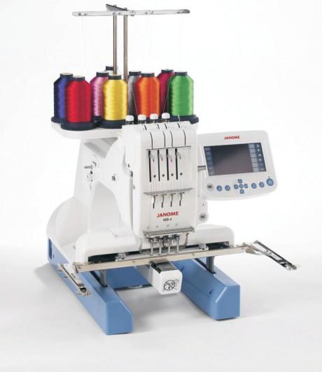 Siuvinėjimo mašina Janome MB-4