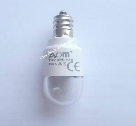 LED įsukama lemputė siuvimo mašinai