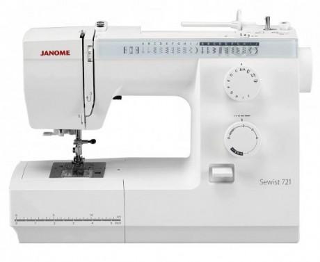 Siuvimo mašina Janome Sewist 721