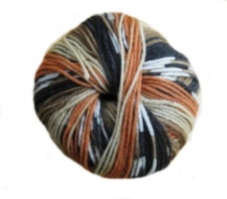 Aukštos kokybės mezgimo siūlai Knitcol sp. 041
