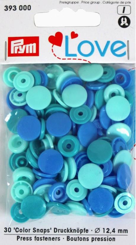 Plastikinės spaudės, 393000