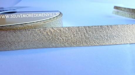 Metalizuota apkantavimo juosta 18/9 mm, 7710/100