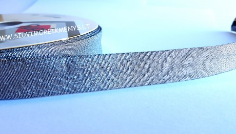 Metalizuota apkantavimo juosta 18/9 mm, 7710/104