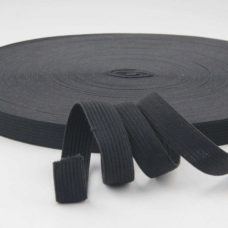Austa elastinė juosta (guma) 50 mm, sp. juoda