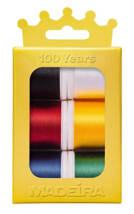 Madeira siuvinėjimo siūlai 1001