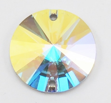 Prisiuvamas kristalas 3200/14 Crystal AB