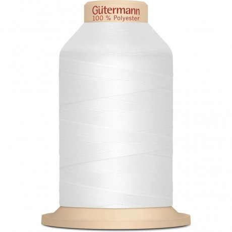 Gutermann siūlai Tera 180 - overlokams, plokščiasiūlėms mašinoms, sp. 800