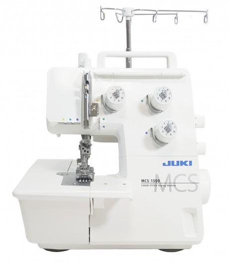 Specializuota plokščiasiūlė siuvimo mašina Juki MCS-1500