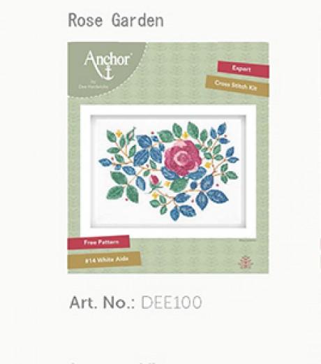 Anchor siuvinėjimo paveikslas su siūlais DEE100
