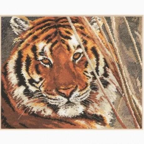 """Alisa siuvinėjimo rinkinys """"Tiger"""""""