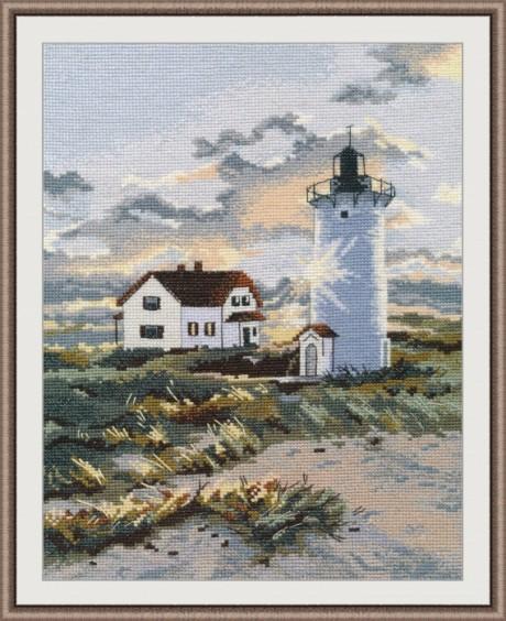 """Oven siuvinėjimo rinkinys """"Coastal lighthouse"""""""