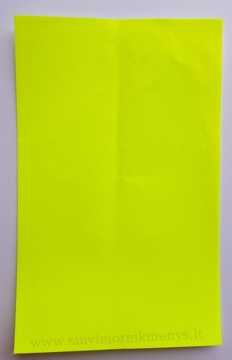 Klijuojamas lopas 081 (geltona fuksija)