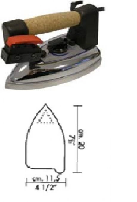Elektro-garinis lygintuvas Rotondi EC-11ST