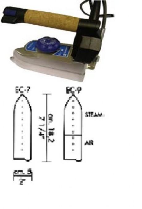 Elektro-garinis lygintuvas Rotondi EC-7 (EC-9)