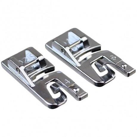 Janome palenkimo pėdelės 4 mm ir 6 mm, 200326001