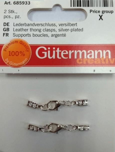 Gutermann dirželių, apyrankių užsegimas 685933
