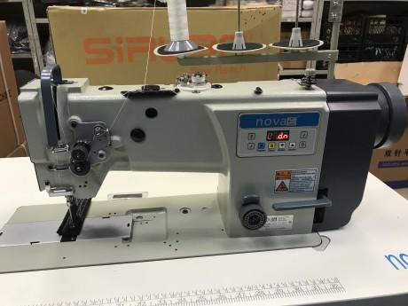 Trigubo transportavimo pramoninė siuvimo mašina NOVATEX 4410D
