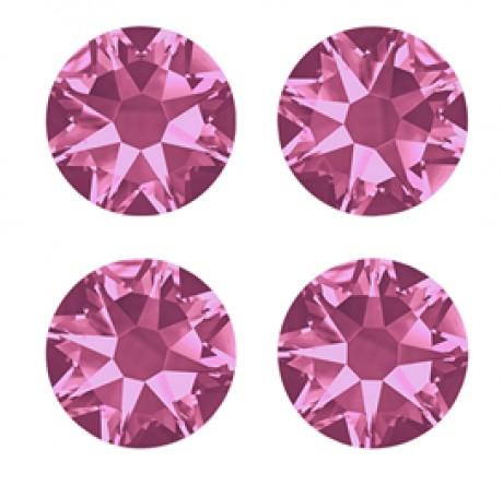 Swarovski kristalai 2078/16 Rose