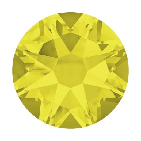 Swarovski kristalai 2078/16 Citrine