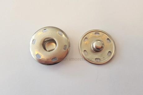 Metalinė spaudė P4926/25, sp. sidabro