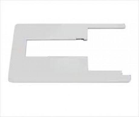 Janome plokštė H prie siuvimo mašinos stalo