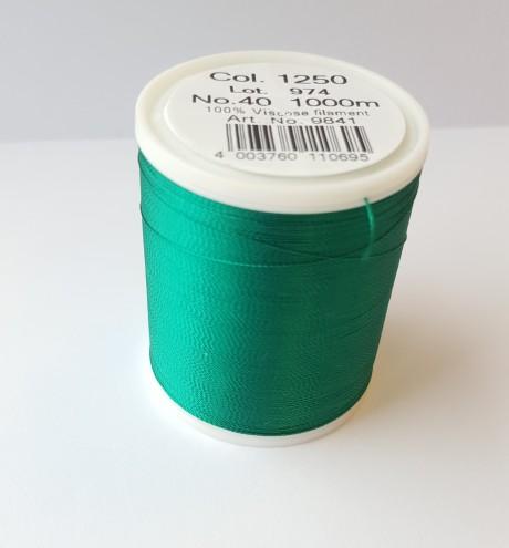 Madeira siuvinėjimo siūlai Rayon 1250 art. 9841