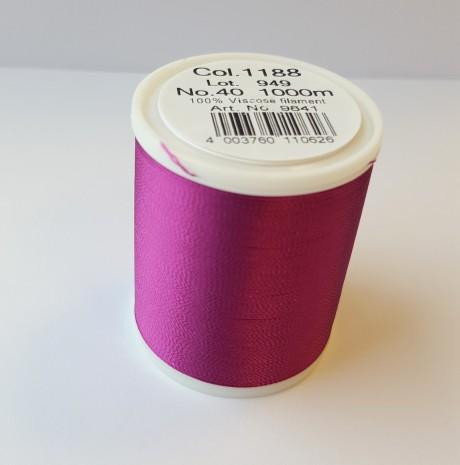 Madeira siuvinėjimo siūlai Rayon 1188 art. 9841