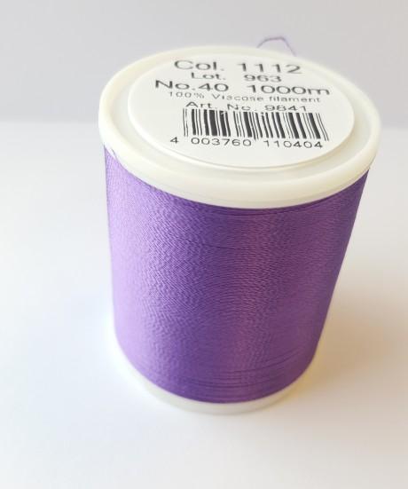 Madeira siuvinėjimo siūlai Rayon 1112 art. 9841
