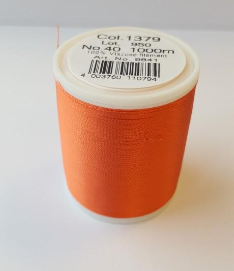 Madeira siuvinėjimo siūlai Rayon 1379 art. 9841