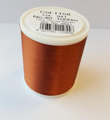 Madeira siuvinėjimo siūlai Rayon 1158 art. 9841