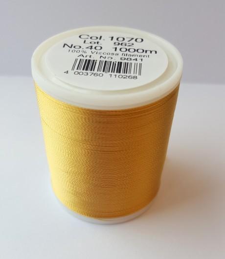 Madeira siuvinėjimo siūlai Rayon 1070 art. 9841