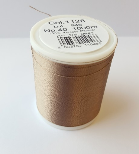 Madeira siuvinėjimo siūlai Rayon 1128 art. 9841