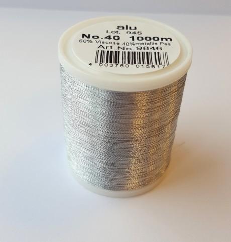 Madeira metalizuoti siuvinėjimo siūlai alu art. 9846