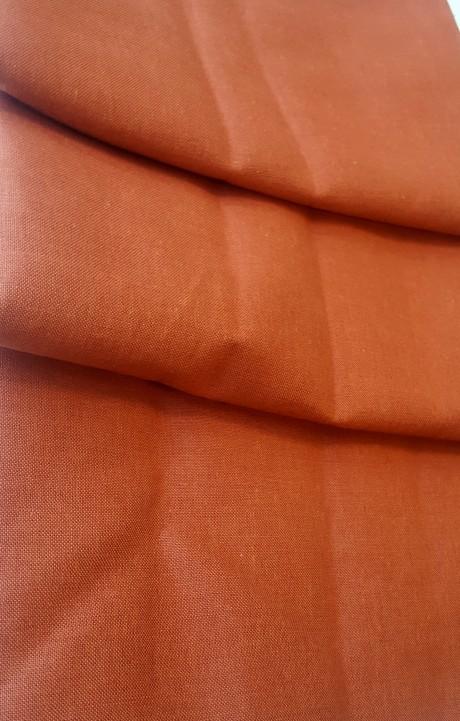 Lino audinys drabužiams, atraiža 113 cm, plytinė 15c644