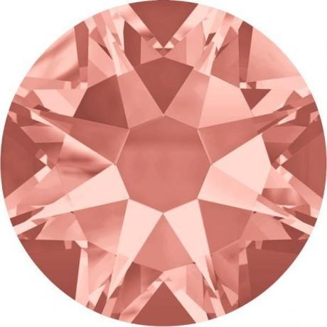 Swarovski kristalai Round stones 1088/39 Rose Peach