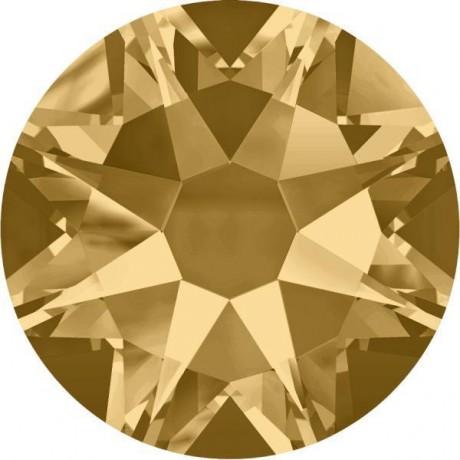 Swarovski kristalai Round stones 1088/29 Light Colorado Topaz