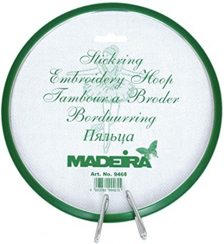 Madeira plastikinis siuvinėjimo lankelis 13 cm, 9460