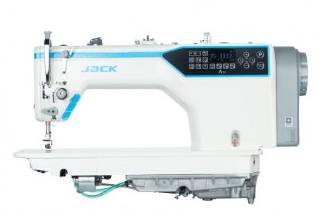 Pilnai automatinė tiesiasiūlė siuvimo mašina Jack A5E-Q