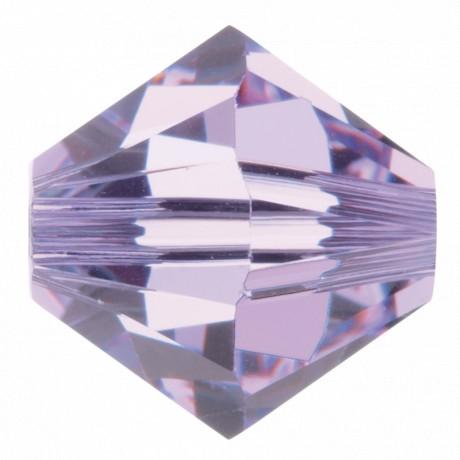 Karoliukai 5328/4 Violet