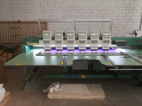 Siuvinėjimo mašina Richpeace RPCE-NM-FE-6-275