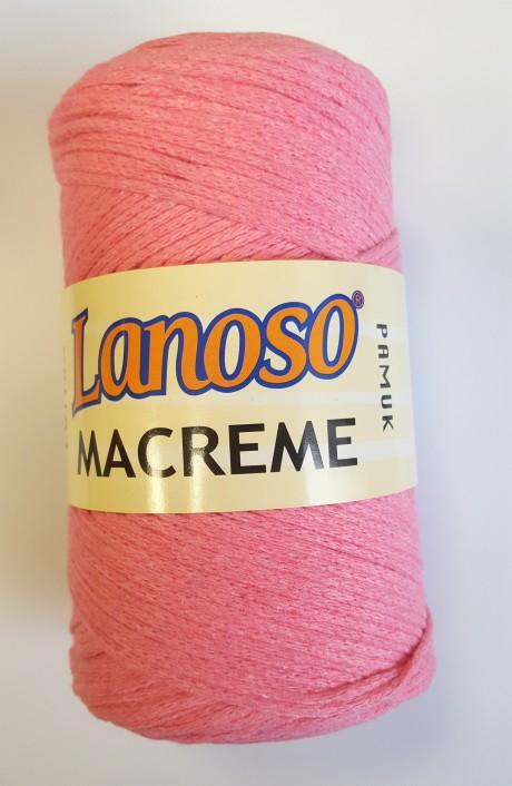Lanoso macrame cotton siūlai sp. 933