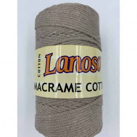 Lanoso macrame cotton siūlai sp. 907
