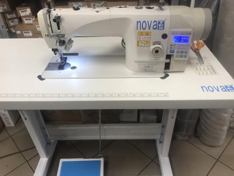Trigubo transportavimo pramoninė siuvimo mašina NOVATEX 0618-D4